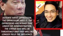 Atty Rivera explains why he supports Duterte in a profoiund way