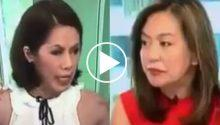 Gina Lopez interview admitting she is for Duterte