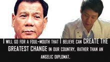 Richard Poons viral post about Duterte