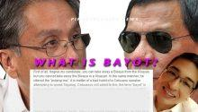 What is bayot?