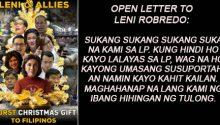 open-letter-to-leni-robaredo-following-worst-christmas-gift-statement