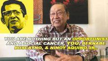 Open Letter to Joma Sison