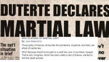 Who is afraid of Martial Law