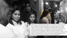 netizen accuses Robredo Hontiveros of double standards