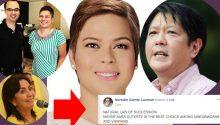 Sara Duterte for President 2022