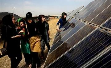 Solar project in Iran